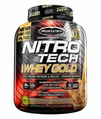 MUSCLETECH NitroTech Whey Gold Performance