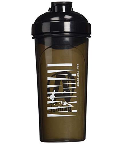 UNIVERSAL ANIMAL Shaker Black / 700 ml