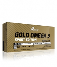 OLIMP Gold Omega-3 Sport Edition / 120 Caps