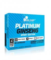 OLIMP Platinum Ginseng Sport Edition / 60 Caps