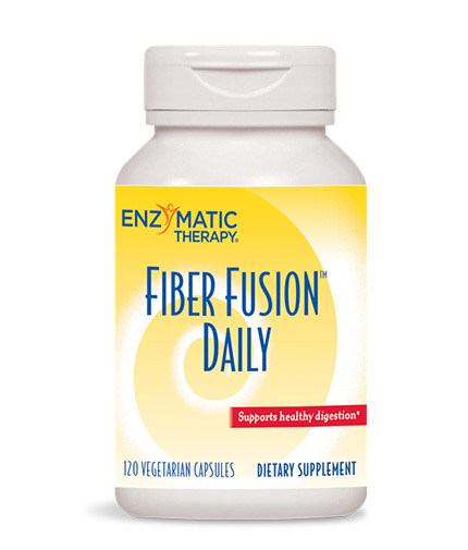 NATURES WAY Fiber Fusion Daily / 120 Vcaps