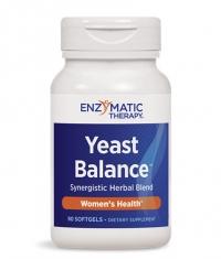 NATURES WAY Yeast Balance / 90 Softgels