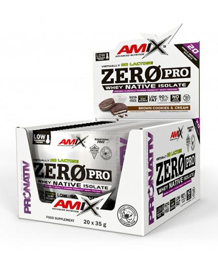 AMIX Zero Pro Sachets Box / 20x35g
