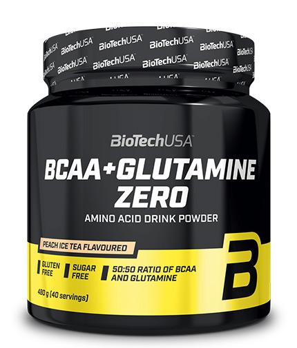 BIOTECH USA BCAA + Glutamine Zero