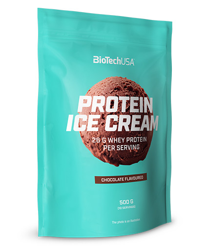 BIOTECH USA Protein Ice Cream