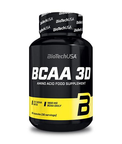 BIOTECH USA BCAA 3D / 90 Caps.
