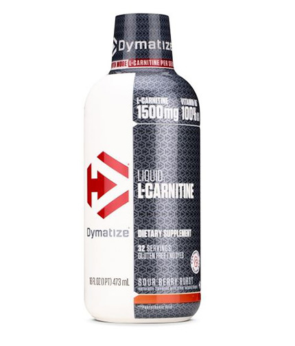 DYMATIZE L-Carnitine Liquid 1500mg / 473ml