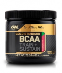 OPTIMUM NUTRITION Gold Standard BCAA Train + Sustain 76g.