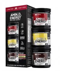 OPTIMUM NUTRITION Amino Energy Trial Size Bundle 3x10 Serv.