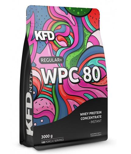KFD Regular+ WPC 80