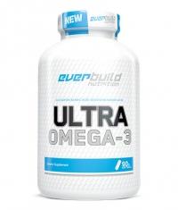 EVERBUILD Ultra Omega-3 / 90 Softgels