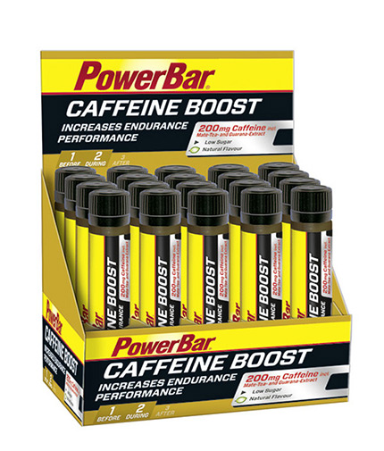 POWERBAR Caffeine Boost / 20x25ml