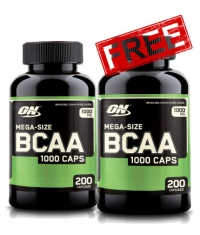 PROMO STACK ON BCAA 200 1+1 FREE