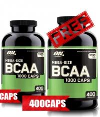 PROMO STACK ON BCAA 400 1+1 FREE