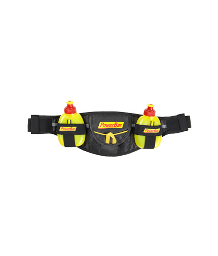POWERBAR Gel Belt including 2 Gel Bottles / One size