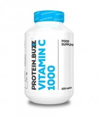 PROTEIN.BUZZ Vitamin C 1000 / 100 Tabs