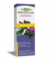 NATURES WAY Sambucus Immune Syrup / 240ml