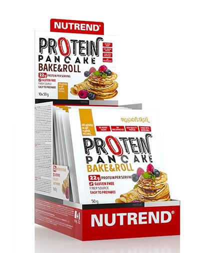 NUTREND Protein Pancake / 10x50g