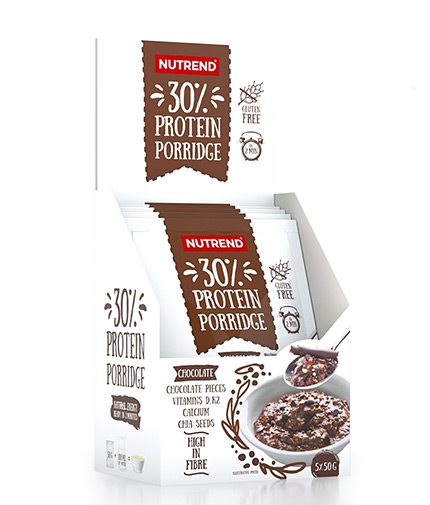 NUTREND Protein Porridge / 5x50g