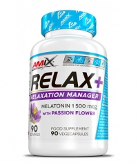 AMIX Relax+ / 90 Caps