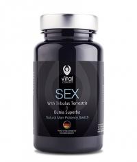 VITAL CONCEPT Sex / 30 Vcaps.