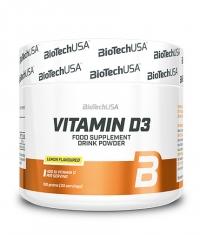 BIOTECH USA Vitamin D3 / 150g