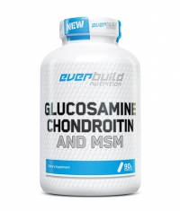 EVERBUILD Glucosamine Chondroitin and MSM / 90 Tabs