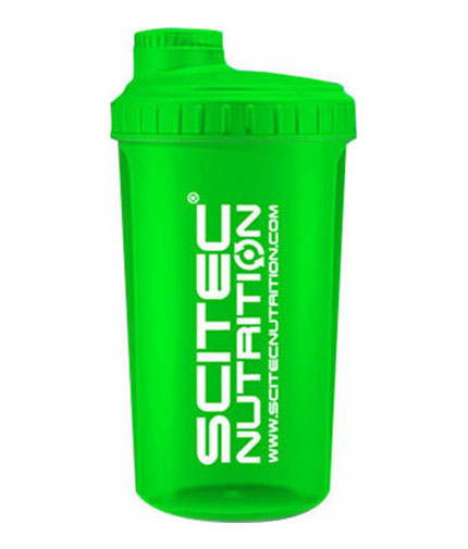 SCITEC Shaker Neon Green / 700ml