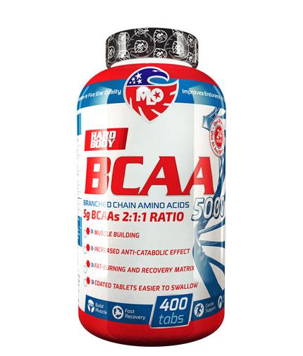 MLO BCAA 5000 / 400 Tabs