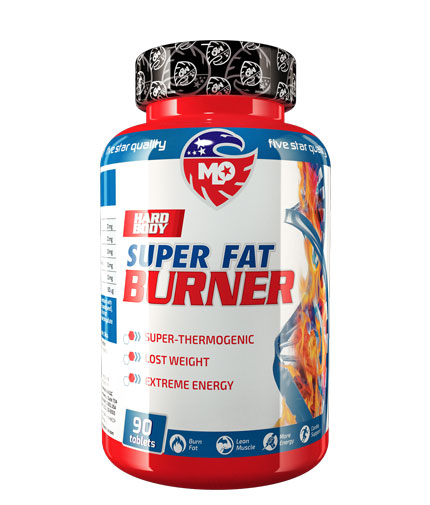 MLO Super Fat Burner  / 90 Tabs