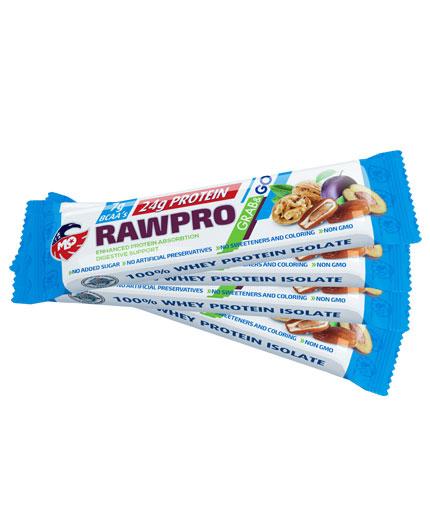 MLO Raw Pro Bar Box / 15x80g