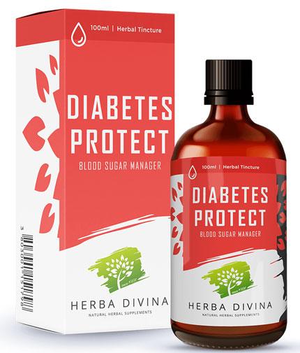 HERBA DIVINA Diabetes Protect / 100ml