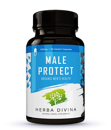 HERBA DIVINA Male Protect / 100 Caps