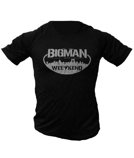 BIG MAN Weekend Shirt / Grey