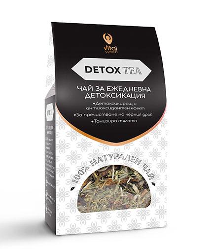 VITAL CONCEPT Detox Tea