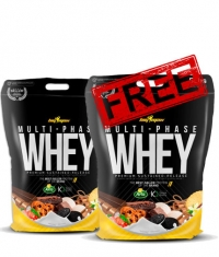 PROMO STACK Multi-Phase Whey 1+1 FREE