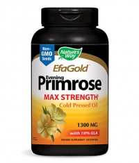 NATURES WAY Evening Primrose Oil MAX Strength 1300mg  / 120 Softgels