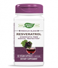 NATURES WAY Resveratrol Forte 325mg. / 60 Vcaps