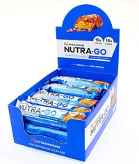 NUTRAMINO Low Sugar Protein bar Box 12x64g