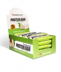 NUTRAMINO Protein Bar Box Soft Apple & Yoghurt 25x60g