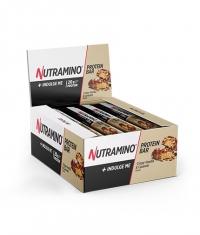 NUTRAMINO Protein Bar + Indulge Me Box 16x66g