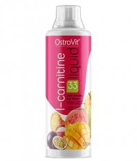OSTROVIT PHARMA L-Carnitine + Green Tea Liquid / 500ml