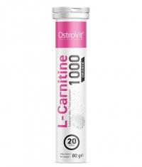 OSTROVIT PHARMA L-Carnitine 1000 / 20 Effervescent Tabs