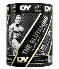 DORIAN YATES NUTRITION The Glutamine