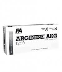 FA NUTRITION Arginine AKG / AAKG 1250mg / 30 Tabs