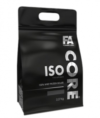FA NUTRITION CORE ISO - 100% Whey Protein Isolate
