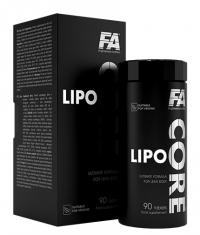 FA NUTRITION CORE Lipo / 90 Tabs