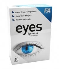 FA NUTRITION Eyes / Eye Formula / 60 Tabs