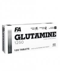 FA NUTRITION Glutamine 1250 / 120 Tabs