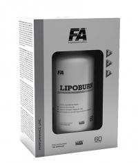 FA NUTRITION Lipoburn / 60 Tabs